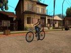 Сборник русских велосипедов от Михаила Пасынкова for GTA San Andreas rear-left view