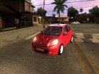 Женские автомобили для GTA San Andreas вид сверху