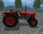 Kramer KL600A v2.0 для Farming Simulator 2015 вид слева