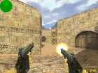 Dual USP for Counter-Strike 1.6 left view