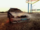 BMW E39 540i for GTA San Andreas side view