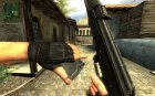 Exe´s Ak47 on Teh Snake textures for Counter-Strike Source rear-left view