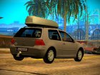 Volkswagen Golf Mk4 Stock for GTA San Andreas rear-left view