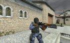 AKM GP30 Kobra Scope для Counter-Strike Source вид сверху