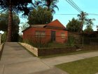 Новые текстуры домов по всему Грув Стриту for GTA San Andreas inside view