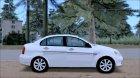 Hyundai Accent 2007 для GTA San Andreas вид сзади слева