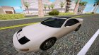 Nissan Fairlady Z Twinturbo 1993 для GTA San Andreas вид сбоку