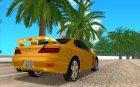 Nissan Silvia Spec R Street Tune для GTA San Andreas вид сверху