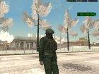 Скин военного-спецназовца из Arma 2 (Мод ВДВ) для GTA San Andreas вид слева