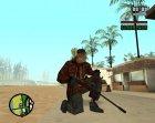Пак качественного оружия для GTA San Andreas