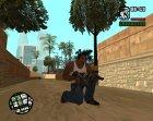 Пак удобного оружия for GTA San Andreas inside view