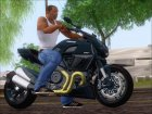 Ducati Diavel 2012 для GTA San Andreas