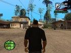 "Футболка ""Гонщик"" для GTA San Andreas вид слева"