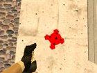 Гидрант для Counter-Strike 1.6 вид сзади слева