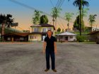 Daniel Craig First Outfit for GTA San Andreas top view