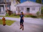 Marvel Future Fight - Captain America (2099) для GTA San Andreas вид сверху