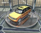 Range Rover Sport 2010 для Mafia: The City of Lost Heaven вид справа
