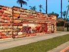 Venum Gym для GTA San Andreas вид изнутри