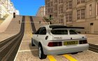 Ford Sierra Rs CosWorth for GTA San Andreas rear-left view