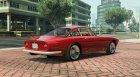 1962 Ferrari 250 GT Berlinetta Lusso 0.2 BETA для GTA 5 вид сверху