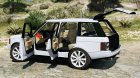 Range Rover Supercharged для GTA 5 вид справа