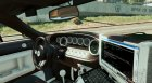 Ford GT Police Car for GTA 5 inside view