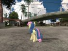 Bon-Bon (My Little Pony) для GTA San Andreas вид справа