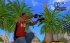 Uzi-Tek 9 for GTA San Andreas rear-left view