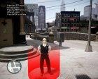 Женщина-полицейский for GTA 4 rear-left view
