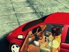 Женские автомобили для GTA San Andreas