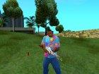 Футболка Психоделика для GTA San Andreas вид изнутри