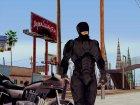 RoboCop (2014) для GTA San Andreas вид сзади слева