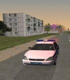 Полицейская девушка ППС России for GTA San Andreas top view