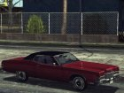 1971 Mercury Marquis 2d for GTA San Andreas left view