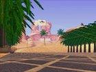 Новый заброшенный аэродром V1 для GTA San Andreas вид сбоку