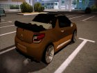 Citroen DS3 Convertible for GTA San Andreas inside view