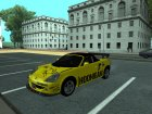 Toyota MR-S Tunable для GTA San Andreas вид изнутри