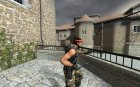 Steel Flashlight для Counter-Strike Source вид сверху