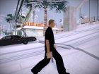 Офицер Пенделберри for GTA San Andreas left view