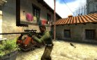 AW50F Animation для Counter-Strike Source вид сбоку