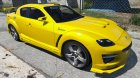 2004 Mazda RX-8 for GTA 5 top view