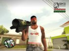 Rocket Launcher From Resident Evil: Operation Raccoon City для GTA San Andreas вид слева