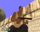 Пак оружия GTA 5 v2 for GTA San Andreas left view