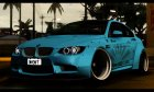 BMW M3 E92 Liberty Walk LB Performance for GTA San Andreas inside view