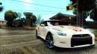 Nissan GT-R R35 - Sword Art Online