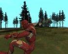 Железный человек mark 43 v2 for GTA San Andreas left view