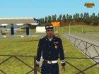 Пак сотрудников Полиции и ДПС for GTA San Andreas right view