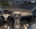 Mazda RX8 2005 for Mafia: The City of Lost Heaven inside view