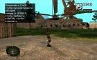 Монолитовец из S.T.A.L.K.E.R v.4 for GTA San Andreas rear-left view