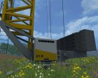 Placeable Liebherr for Farming Simulator 2015 side view